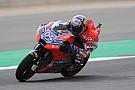 Qatar MotoGP: Dovizioso pips Rossi in first practice of 2018