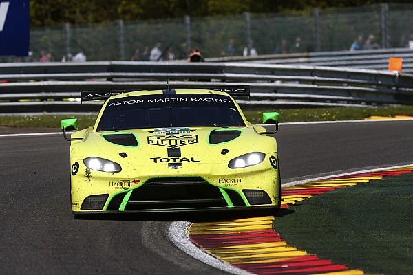 BMW y Aston Martin beneficiados por el BoP para Le Mans