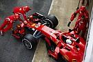 Vettel dice que Ferrari necesita encontrar más ritmo