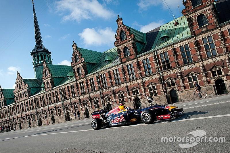 Плани провести гонку Ф1 в Данії залежать від пошуку альтернативи Копенгагену