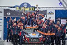 WRC Neuville a remis les pendules à l'heure