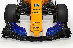 GALERIA: MCL33, o carro que quer devolver vitórias à McLaren