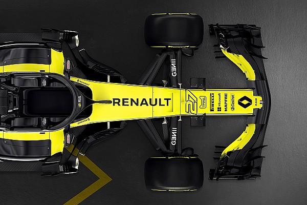 Stop/Go Livefeed Az első pályán készült kép: a 2018-as F1-es Renault