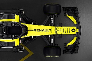 Comment Renault F1 se remet aux standards d'un top team