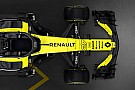 Az első pályán készült kép: a 2018-as F1-es Renault