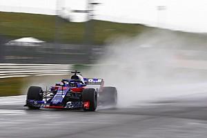 Hivatalos fotón a 2018-as Toro Rosso, az STR13!