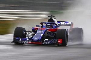 Toro Rosso: diffusa a sorpresa una foto della STR13 a Misano!
