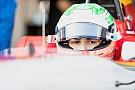 FIA F2 Leonardo Pulcini in pista domani nei test F.2 ad Abu Dhabi
