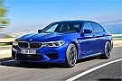 Automotive Neuer BMW M5 im Test