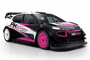 WRC Actualités La Citroën C3 WRC 2017 disponible pour des pilotes privés