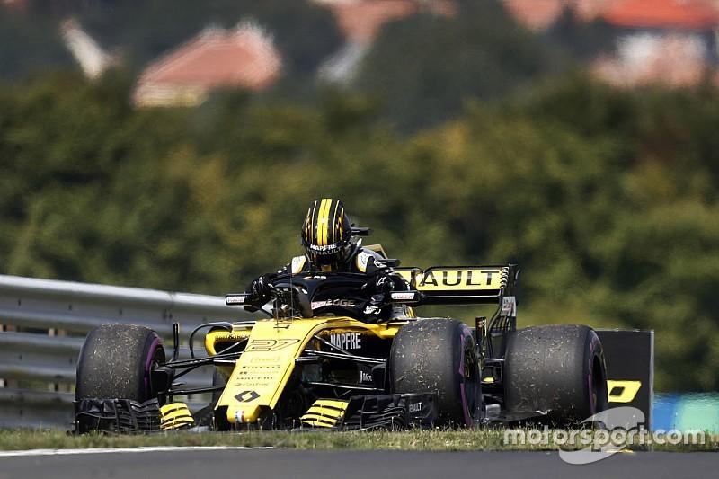 Renault espera una penalización para Hulkenberg en la segunda parte de la temporada