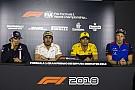 Spanish GP: Thursday's press conference