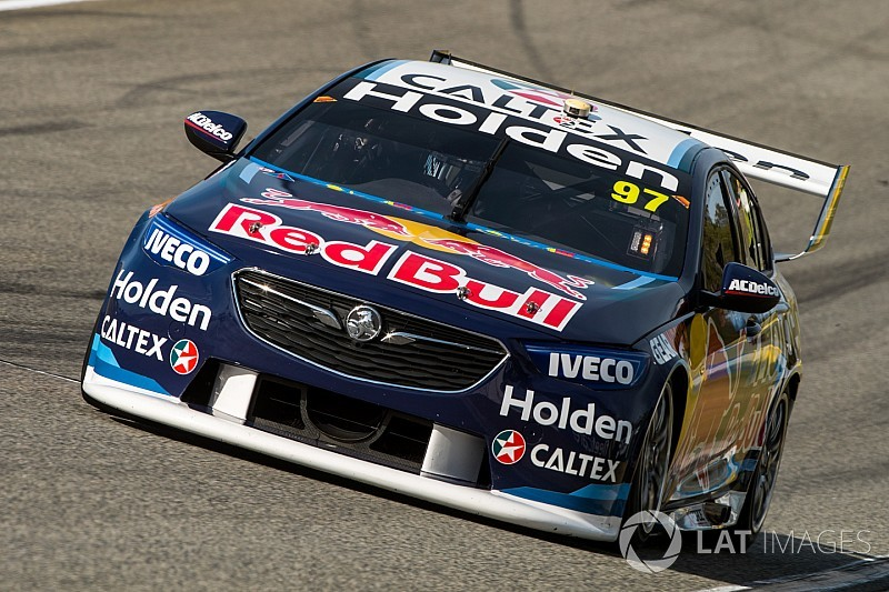 Perth Supercars: Van Gisbergen on pole, Penske Fords out in Q1