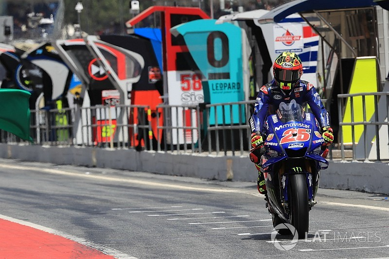 Vinales will try new approach to solve early-race woes