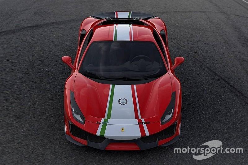 Ferrari отримує прибуток 80 000 дол. з кожного автомобіля