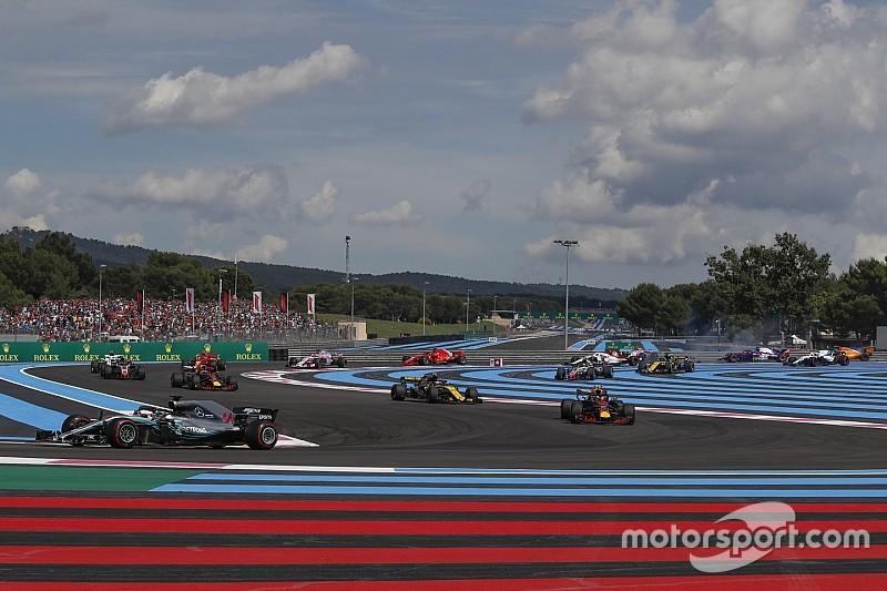 Le Circuit Paul Ricard modifié en vue du GP de France 2019