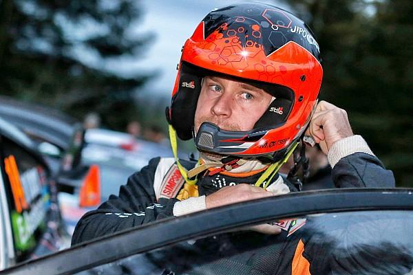 WRC Breaking news Ostberg gets Citroen chance for Rally Sweden