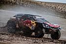 Dakar サインツ、疑惑の接触事故で10分のタイムペナルティ。チームは抗議へ