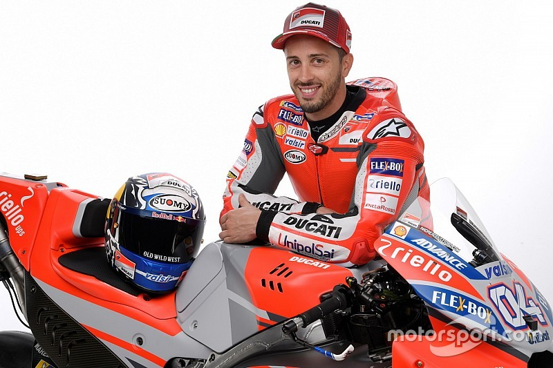 """Dovizioso: Repeat of 2017 """"not enough"""" for title bid"""
