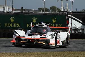 IMSA Practice report Rolex 24: Castroneves fastest for Penske in second practice
