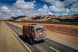 Dakar Resumen de la etapa VIDEO: Los camiones y quads en la etapa 10 del Dakar