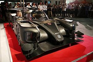 SMP Racing reveló su prototipo de LMP1