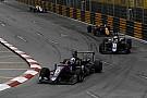 Ф3 Відео: аварія в останньому повороті Гран Прі Макао