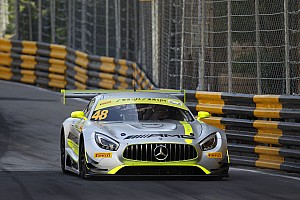 GT Qualifyingbericht GT-Weltcup Macao: Totale Mercedes-Dominanz im Qualifying