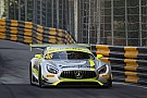 GT GT World Cup: Mortara on pole as Mercedes dominates