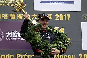 Ф3 Новость Тиктум рассказал про обгон, который стал залогом победы в Макао
