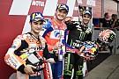 Starting Grid MotoGP Argentina 2018