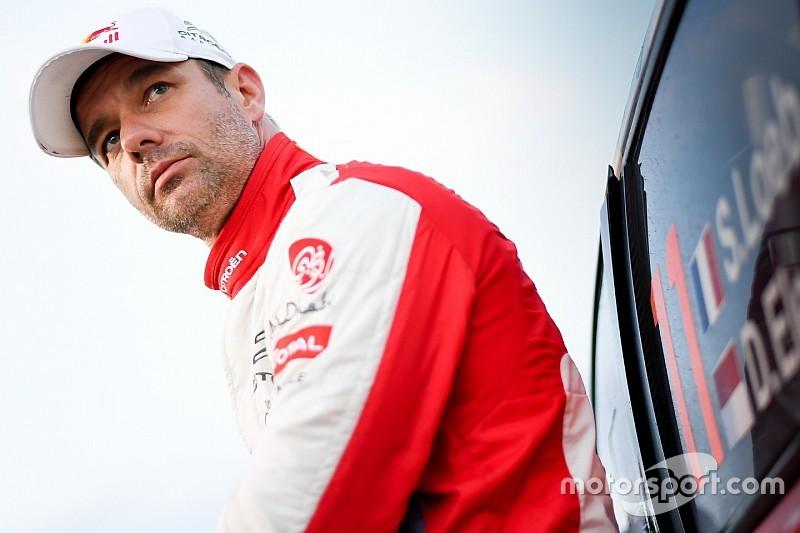 Loeb tiene en sus manos regresar de tiempo completo al WRC