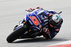 MotoGP Test Test Sepang, Giorno 2: Vinales e Rossi piazzano la doppietta Yamaha