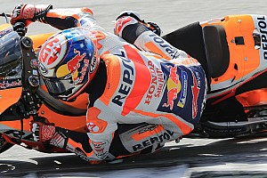 """MotoGP Noticias Pedrosa: """"El nuevo motor tiene algo más de potencia, pero hay que ser cautos"""""""