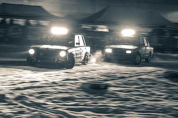 UDC Репортаж з етапу Bitlook Snow Drift 2018: другий раунд зимового дріфту