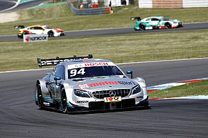 DTM Reaktion Pascal Wehrlein: