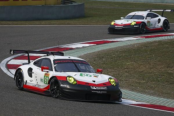 WEC News Bestätigt: Porsche nennt vier 911 RSR für Le Mans 2018