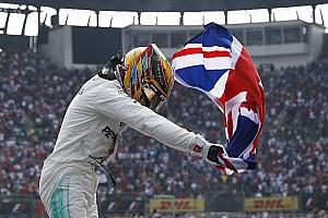 Formula 1 Race report Mexican GP: Hamilton clinches title, Verstappen wins race