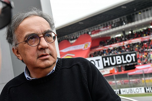 Formula 1 Breaking news Illness forces Marchionne out of Ferrari