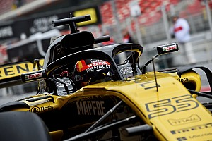 Formula 1 Breaking news Halo bikin sulit pembalap deteksi hujan - Sainz