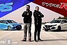 OTOMOBİL Ford Focus RS ile Honda Civic Type R karşı karşıya!