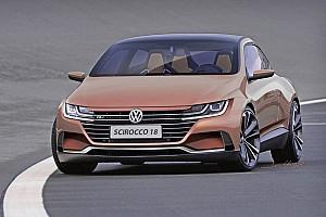 OTOMOBİL Özel Haber Volkswagen'in yeni tasarım diliyle yeni nesil Scirocco
