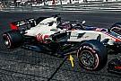 Formule 1 Haas contraint de retirer des pièces fragiles sur sa F1
