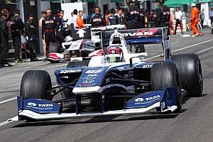 スーパーフォーミュラ 速報ニュース 伊沢拓也の65号車、修復完了。決勝レース出走へ