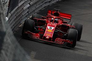 Formel 1 Reaktion Vettel gibt sich geschlagen: Red Bull in Monaco zu schnell