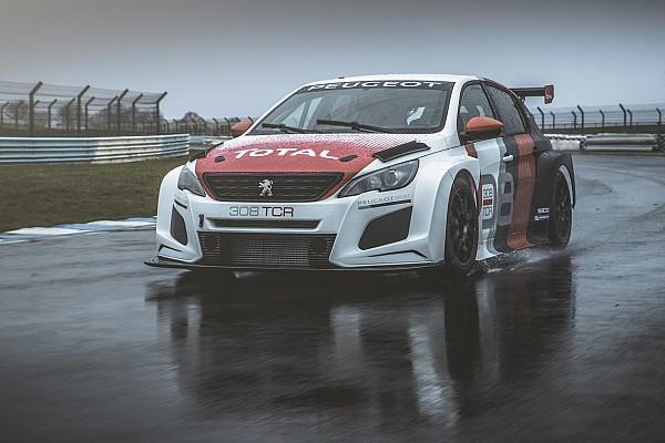 WTCC Важливі новини У Peugeot показали машину 308TCR для нового чемпіонату WTCR