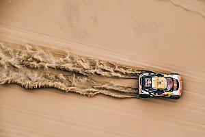 "Dakar 速報ニュース リタイア続出18年ダカール。ペテランセル「""パリダカ""時代思い出す」"