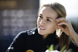 Formel E News Carmen Jorda testet Formel-E-Boliden in Mexiko