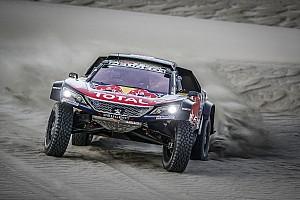 Dakar Actualités Autos, étape 6 - Sainz en tête après le premier tronçon