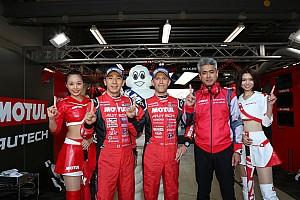 Super GT Qualifying report Nissan raih pole Super GT Motegi